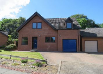 Thumbnail 3 bed detached bungalow for sale in Riverside Drive, Tweedbank, Galashiels