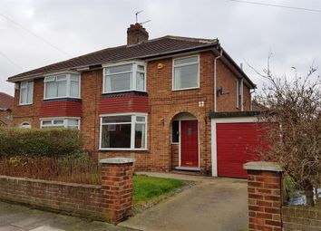 Thumbnail 3 bedroom semi-detached house for sale in Farley Drive, Acklam, Middlesbrough