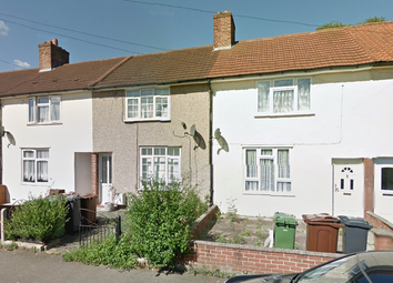 Thumbnail 3 bed terraced house to rent in Grafton Road, Dagenham