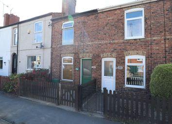 Thumbnail 2 bedroom terraced house to rent in Grantham Road, Bracebridge Heath, Lincoln
