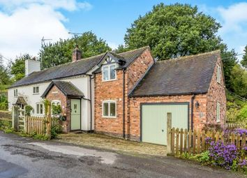 Thumbnail 2 bed semi-detached house for sale in Mill Lane, Doddington, Nantwich, Cheshire