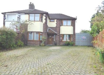 Thumbnail 5 bed semi-detached house for sale in Thorntrees Avenue, Lea, Preston, Lancashire