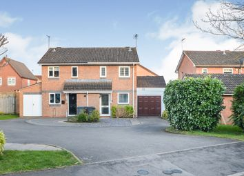 Thumbnail 2 bed semi-detached house for sale in Grendon Drive, Rugby