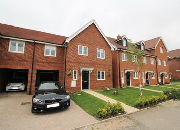 Thumbnail 4 bed semi-detached house to rent in Collington Rd, Berryfields, Aylesbury, Bucks