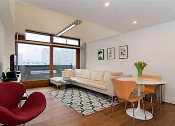 Thumbnail 1 bed flat for sale in Frobisher Crescent, London