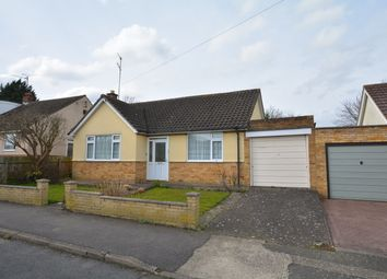 Thumbnail 2 bed detached bungalow for sale in Longmynd Drive, Northampton