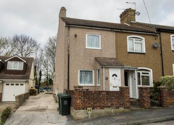 Thumbnail 2 bed end terrace house for sale in Wood Lane, Dartford, Kent