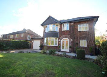 Thumbnail 4 bed detached house for sale in Bradford Road, Ellesmere Park, Manchester