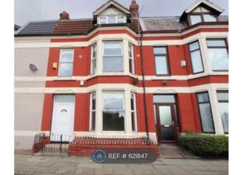 Thumbnail 4 bed terraced house to rent in Colebrooke Road, Liverpool