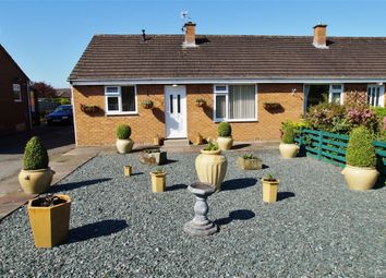 Thumbnail 3 bed semi-detached bungalow for sale in Cairn Wood, Heads Nook, Brampton, Cumbria