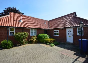 Thumbnail 2 bed terraced bungalow for sale in Stoke By Clare, Sudbury, Suffolk