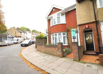 Thumbnail 4 bed end terrace house for sale in Kingston Road, Luton