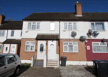 Thumbnail 2 bed flat for sale in Quantock Court, Greenford Road, Greenford