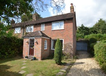 Thumbnail 3 bed semi-detached house for sale in The Meadows, Amersham