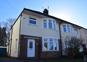 Thumbnail 3 bed semi-detached house to rent in Heol Iscoed, Rhiwbina, Cardiff