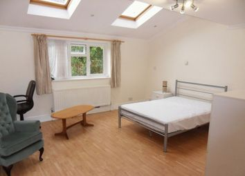 Thumbnail 1 bed flat to rent in Cheam Road, Ewell, Epsom