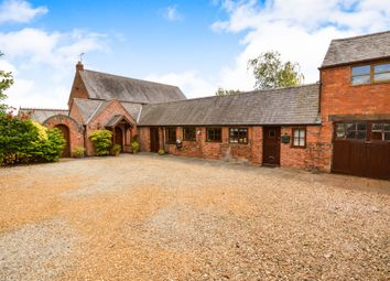 Thumbnail 3 bed barn conversion for sale in Honeypot Lane, Husbands Bosworth, Lutterworth