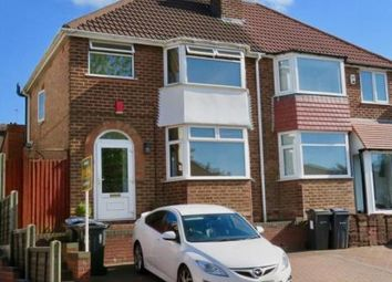 Thumbnail 3 bed semi-detached house for sale in Green Acres Road, Birmingham, West Midlands
