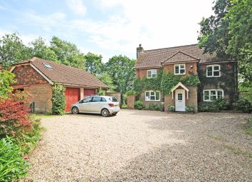 Thumbnail 3 bed detached house for sale in Willow Lane, Bransgore, Christchurch, Dorset