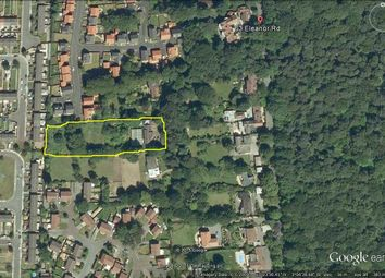 Thumbnail Land for sale in Eleanor Road, Prenton