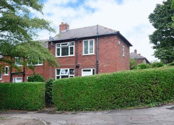 Thumbnail 2 bed end terrace house for sale in Hall Road, Handsworth, Sheffield