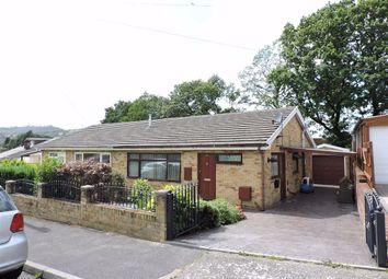 3 bed semi-detached bungalow for sale in Waun Daniel, Rhos, Pontardawe, Swansea SA8