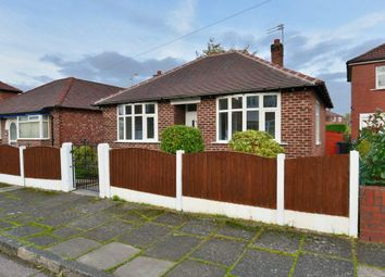 Thumbnail 2 bed detached bungalow for sale in Northcliffe Road, Offerton, Stockport, Cheshire