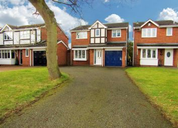 Thumbnail 4 bed detached house for sale in Sunbury Rise, Countesthorpe, Leicester