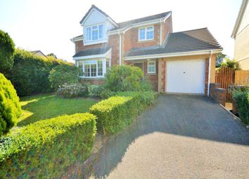 Thumbnail 4 bed detached house to rent in Steeple Drive, Exeter, Devon