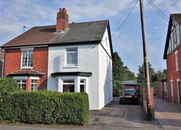 Thumbnail 2 bed semi-detached house for sale in Oak Road, Dibden Purlieu, Southampton