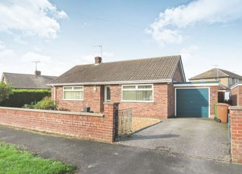 Thumbnail 2 bed detached bungalow for sale in Orchard Road, Wiggenhall St. Germans, King's Lynn