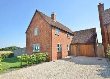 Thumbnail 3 bed detached house for sale in Oakhall Court, Oakley, Aylesbury