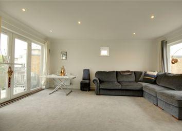 Thumbnail 2 bedroom flat to rent in Isis House, Bridge Wharf, Chertsey, Surrey