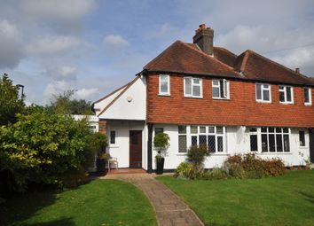 Thumbnail 4 bed semi-detached house to rent in Woodmere Avenue, Croydon