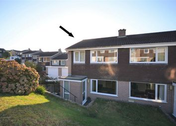 Thumbnail 3 bed semi-detached house for sale in Bedruthan Avenue, Truro, Cornwall