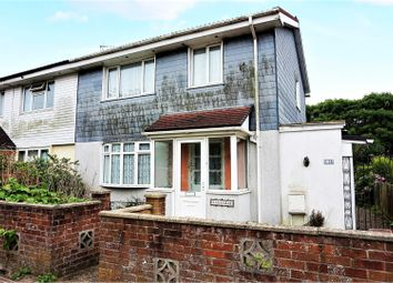 Thumbnail 3 bedroom semi-detached house for sale in Ludlow Road, Portsmouth