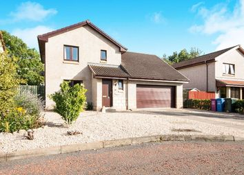Thumbnail 4 bed detached house for sale in Spey Drive, Fochabers