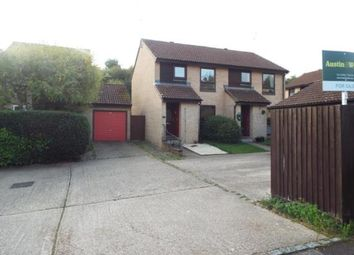 Thumbnail 3 bedroom semi-detached house for sale in Harrow Down, Winchester