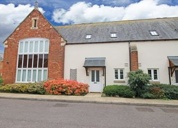 Thumbnail 1 bed terraced house for sale in Parkfield Road, Topsham, Exeter