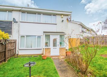 Thumbnail 3 bed semi-detached house for sale in Glyn Eiddew, Cardiff