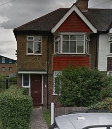 Thumbnail 4 bed end terrace house to rent in Park View, London