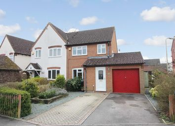 Thumbnail 3 bed semi-detached house for sale in Cheltenham Gardens, Hedge End, Southampton, Hampshire