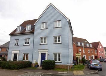 Thumbnail 4 bed semi-detached house for sale in Ash Close, Ipswich, Suffolk