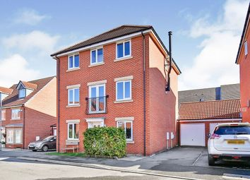 Thumbnail 4 bed detached house for sale in Harvey Avenue, Durham