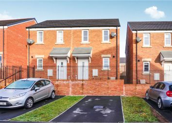 Thumbnail 2 bed semi-detached house for sale in Cefneithin, Llanelli