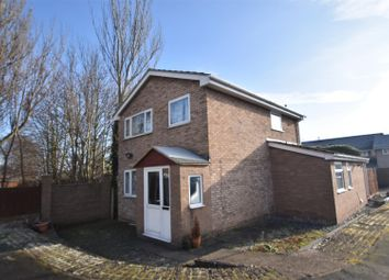Thumbnail 3 bed detached house for sale in Wilmington Court, Loughborough