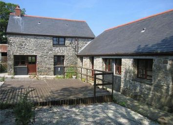 Thumbnail 3 bed detached house to rent in Roche, St. Austell