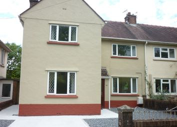Thumbnail 3 bed semi-detached house to rent in Myddynfych, Ammanford