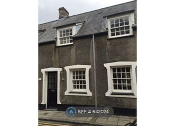 Thumbnail 2 bed terraced house to rent in Kingshead Street, Pwllheli
