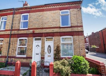 Thumbnail 2 bed terraced house for sale in Glanvor Road, Stockport